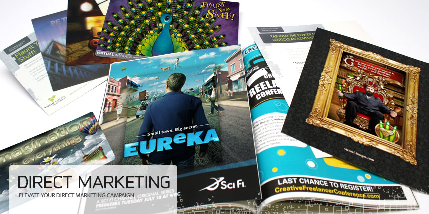 Virtual Images | Lenticular Direct Marketing