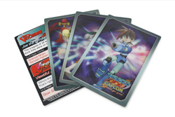 Virtual Images | Lenticular Trading Card