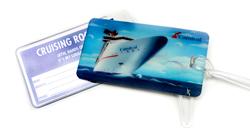 Virtual Images | Lenticular Welded Luggage Tag