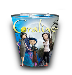 Virtual Images | Lenticular 12 oz cup